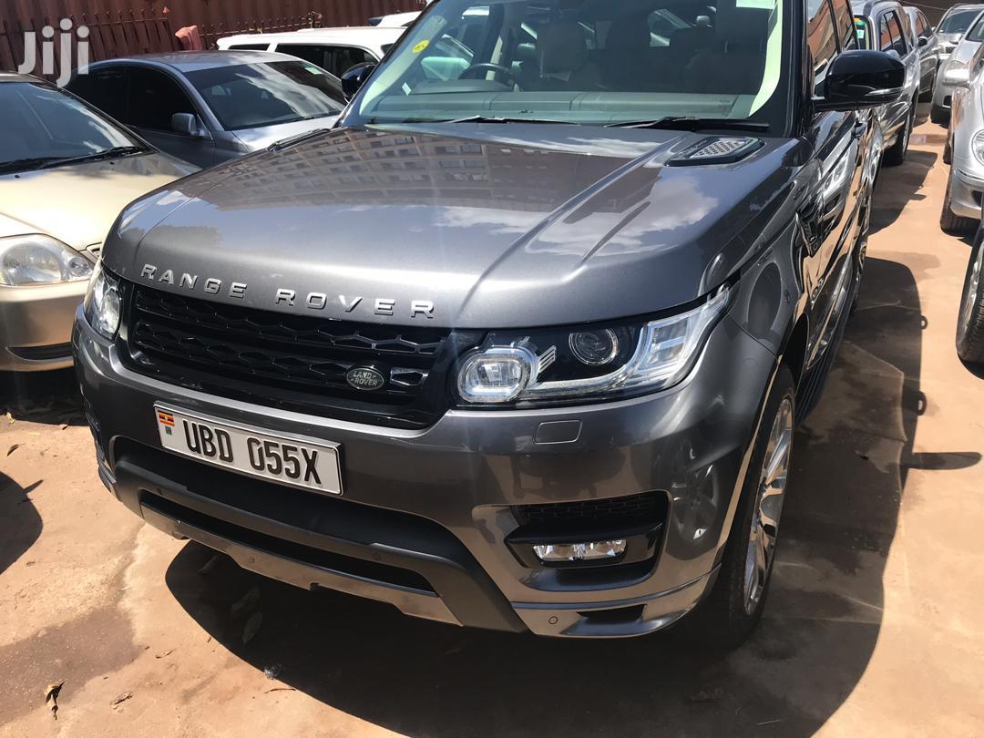 Land Rover Range Rover Sport 2016 Gray