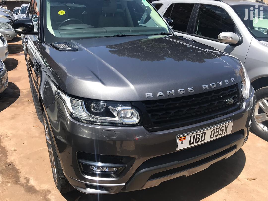 Land Rover Range Rover Sport 2016 Gray | Cars for sale in Kampala, Central Region, Uganda
