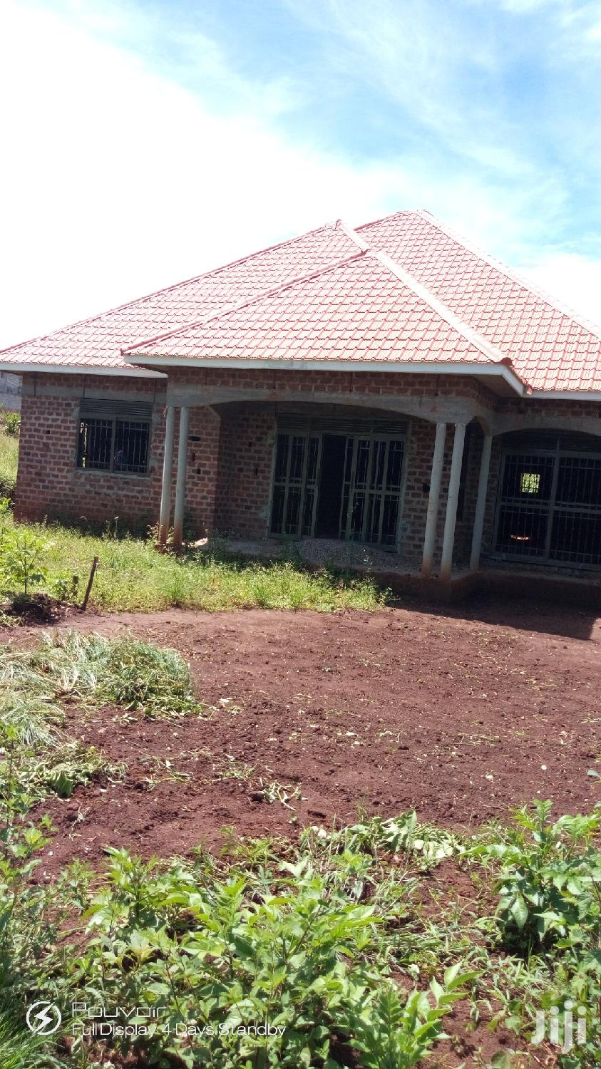 Three Bedroom Shell House In Sonde Kiwango For Sale