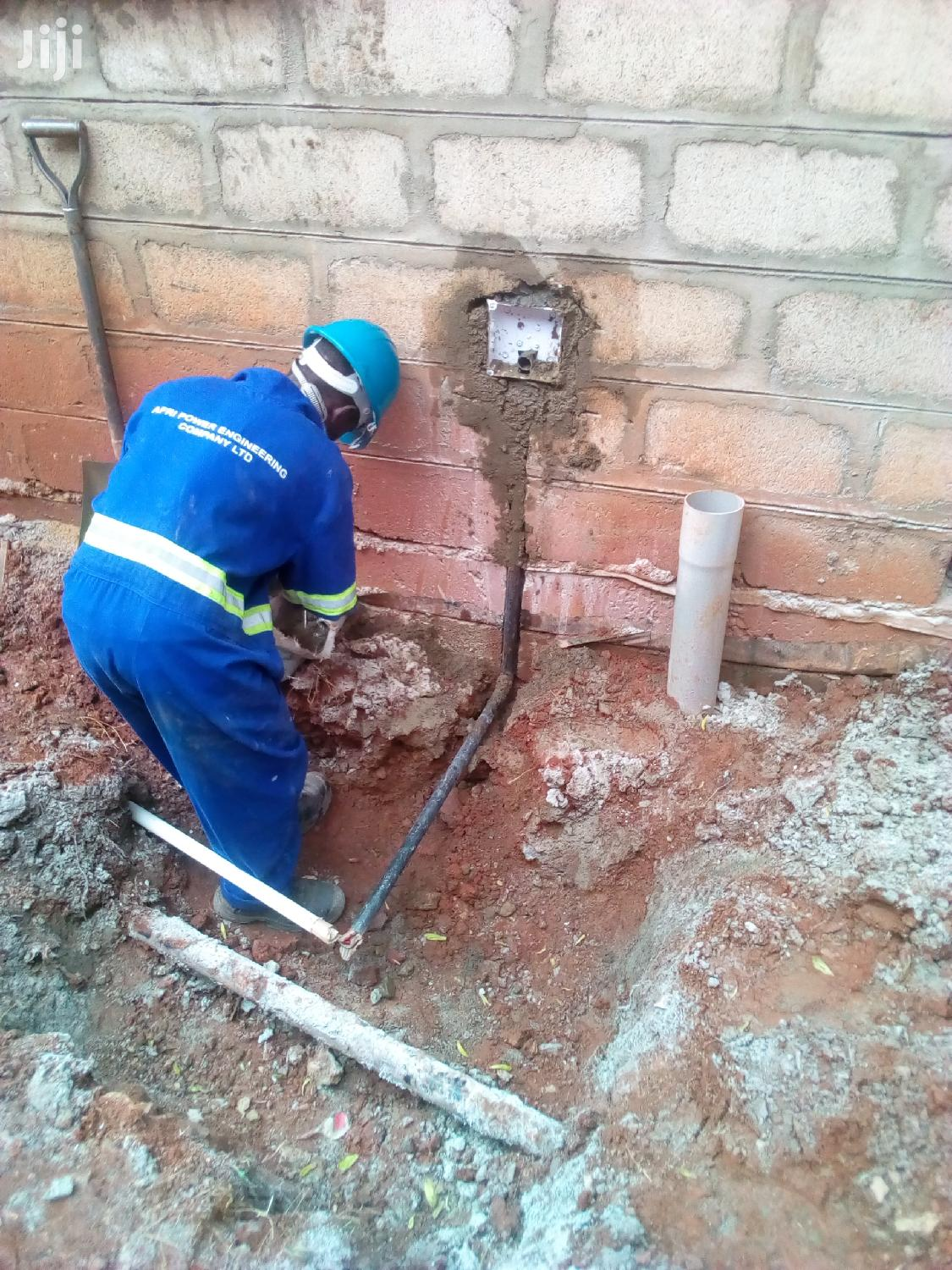 Electrician Services | Building & Trades Services for sale in Kampala, Central Region, Uganda