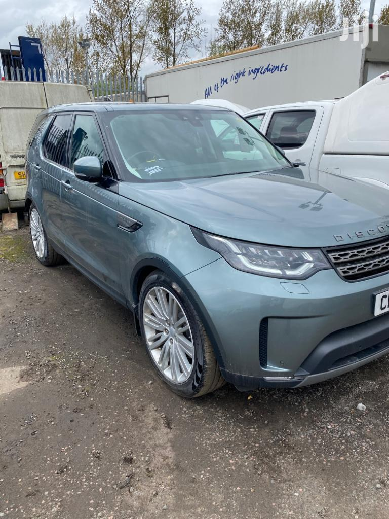 Land Rover Discovery 2017 Green