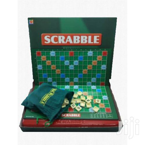 Archive: Scrabble Board Game