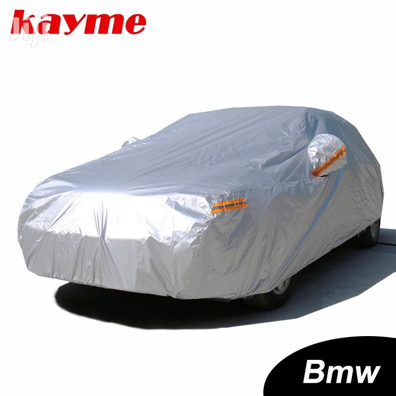 Waterproof Car Covers Outdoor Sun For Bmw