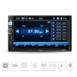 """Car Radio HD 7"""" Touch Screen Stereo Bluetooth 12V 
