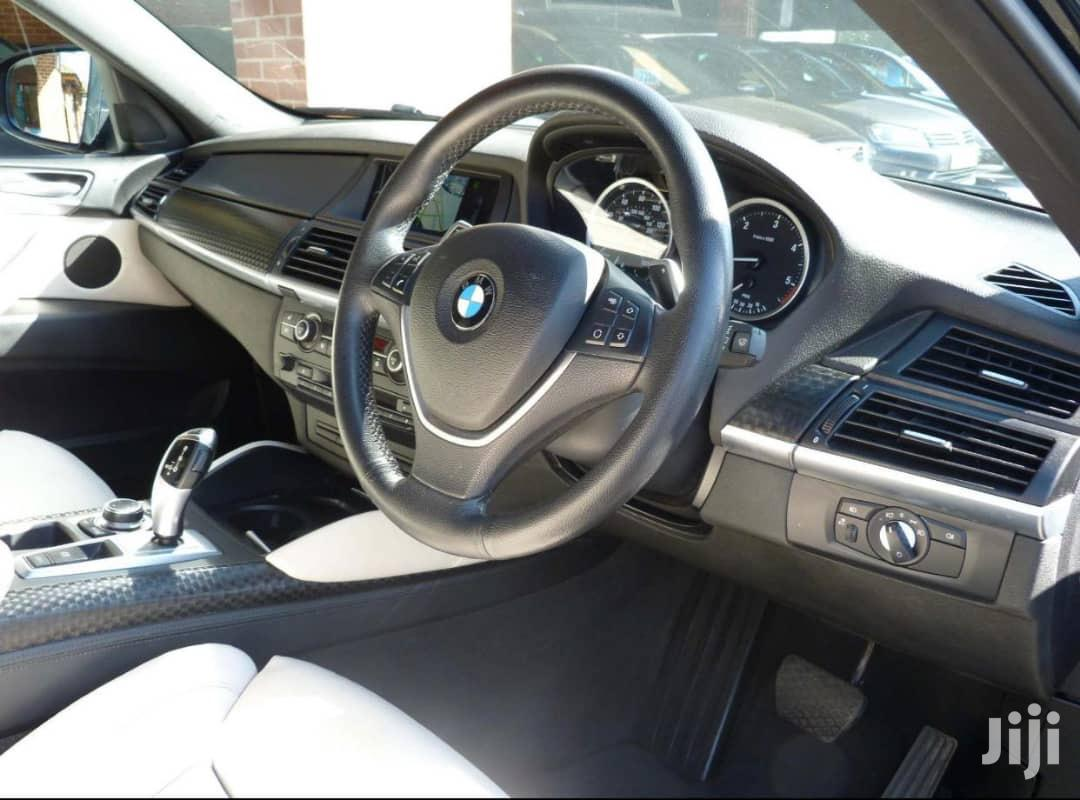 New BMW X6 2014 Blue | Cars for sale in Kampala, Central Region, Uganda