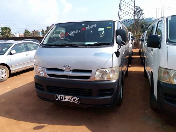 Toyota Haice Drone   Buses & Microbuses for sale in Kampala, Central Region, Uganda