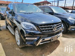 Mercedes-Benz M Class 2015 Black | Cars for sale in Central Region, Kampala