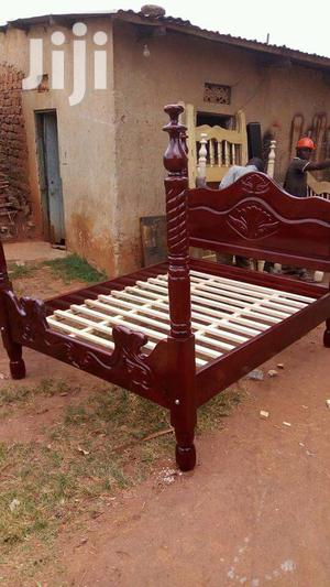 Mega Bed 5 by 6 With Net Poles | Furniture for sale in Central Region, Kampala