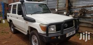 Toyota Land Cruiser 2014 White