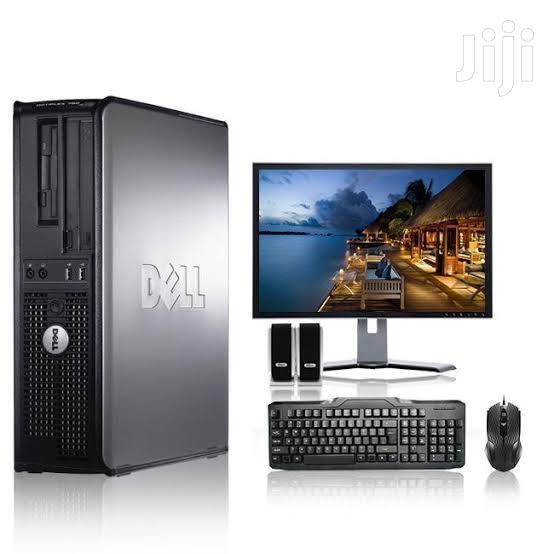 Desktop Computer HP 2GB Intel HDD 250GB | Laptops & Computers for sale in Kampala, Central Region, Uganda
