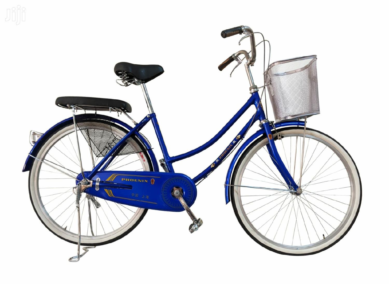 New Phoenix Ladies City Bicycle