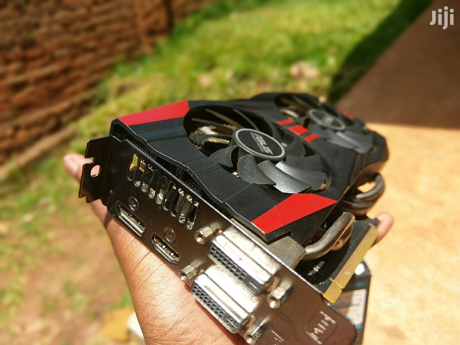 Archive: Asus Nvidia Geforce GTX 760 2GB GDDR5 Gaming Graphics Card