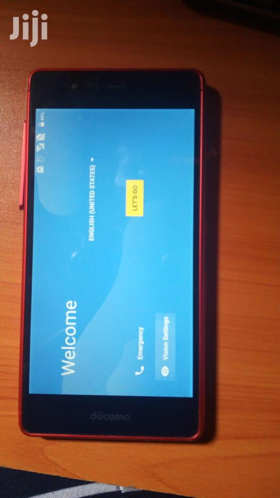 Archive: New Sharp Aquos Crystal 2 16 GB Red