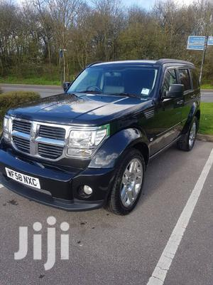 Dodge Nitro 2008 2.8 CRD Automatic Black