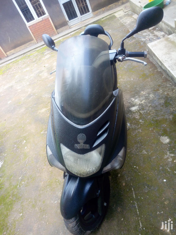 Archive: Yamaha Majesty 2012 Black