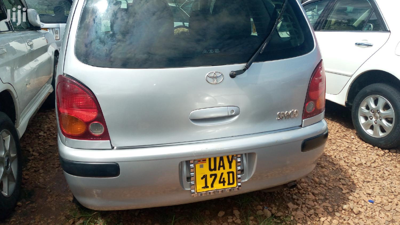 Archive: Toyota Spacio 1999 Silver