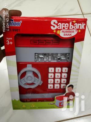 Kids Money Safe Bank/Savings Box | Toys for sale in Central Region, Kampala