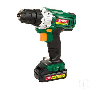 Ryobi Li-ion Cordless Driver Drill 10mm 12V   Electrical Hand Tools for sale in Central Region, Kampala