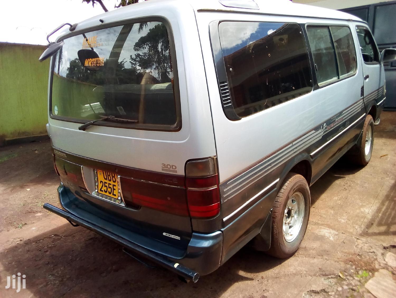 Toyota Hiace 1998 Silver   Buses & Microbuses for sale in Jinja, Eastern Region, Uganda