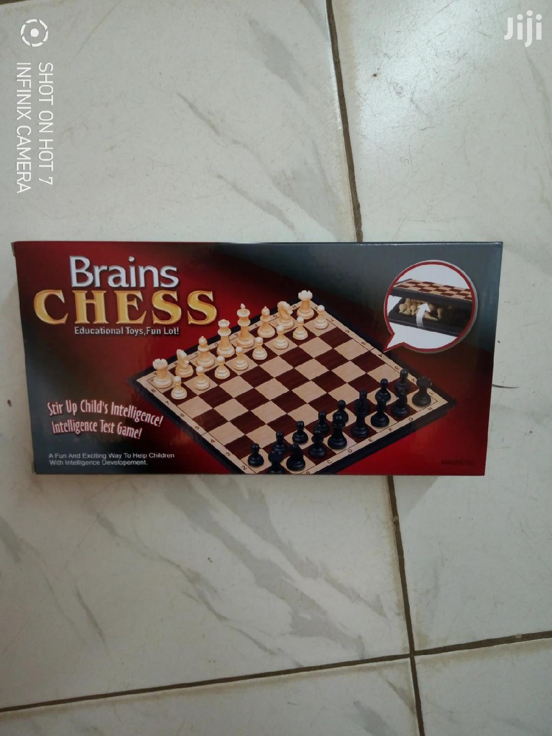 Chess Brain