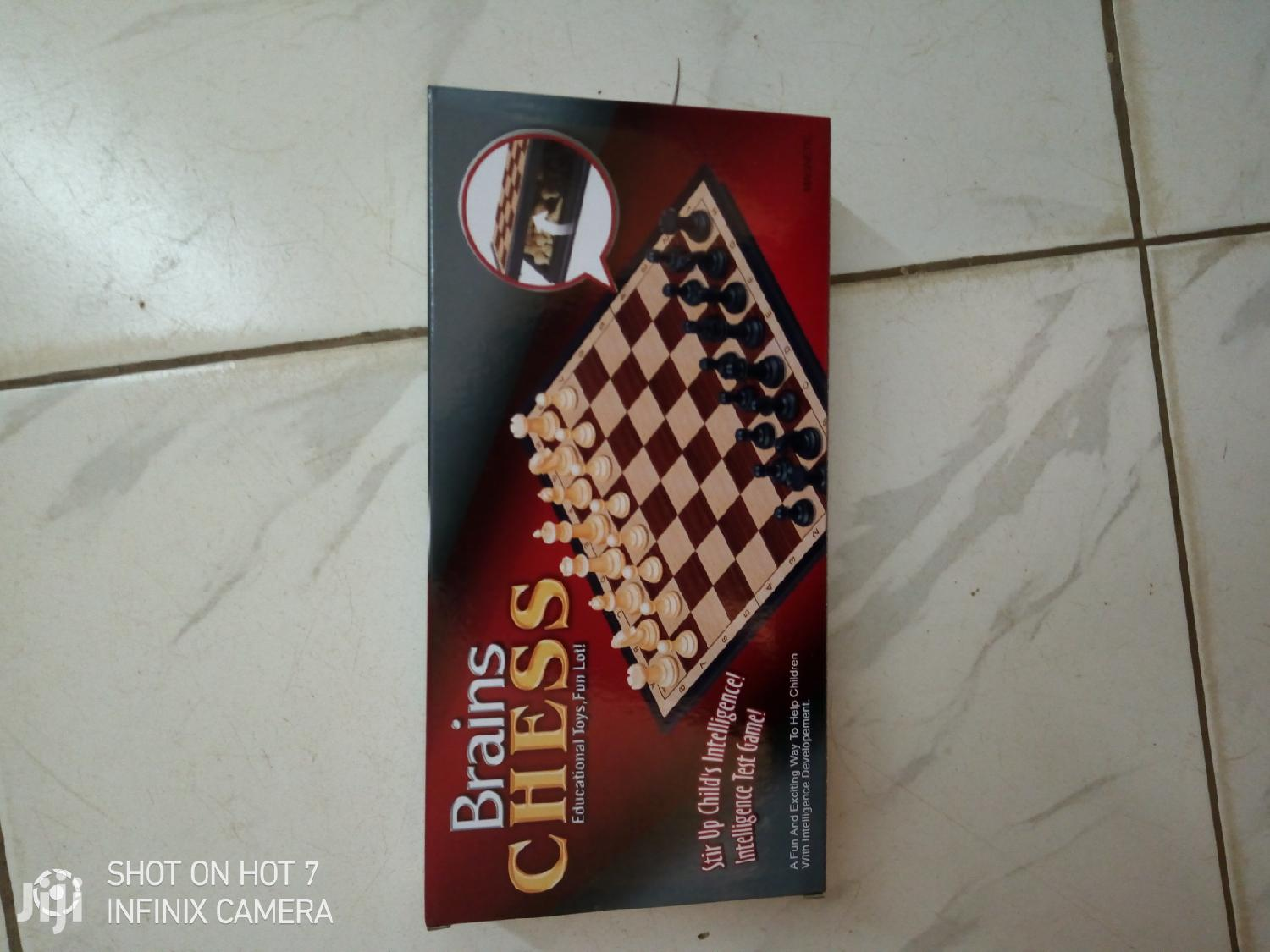 Chess Brain | Books & Games for sale in Kampala, Central Region, Uganda