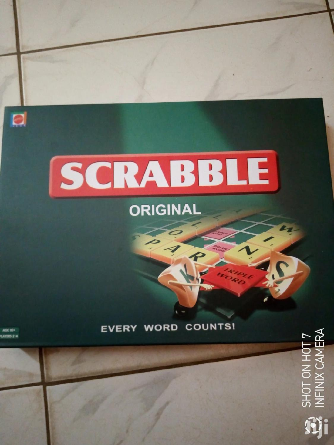 Scrabble Games | Books & Games for sale in Kampala, Central Region, Uganda