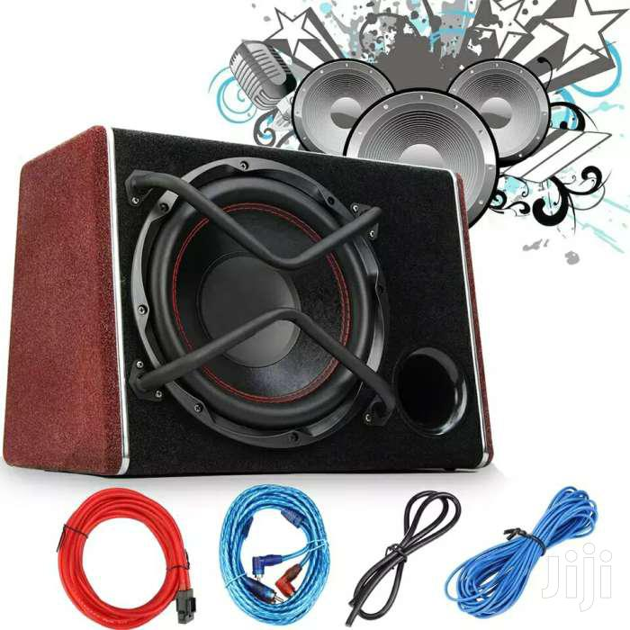 Powerful 12v Car Woofers
