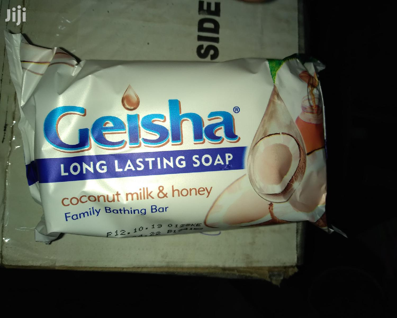 Archive: Geisha Soap