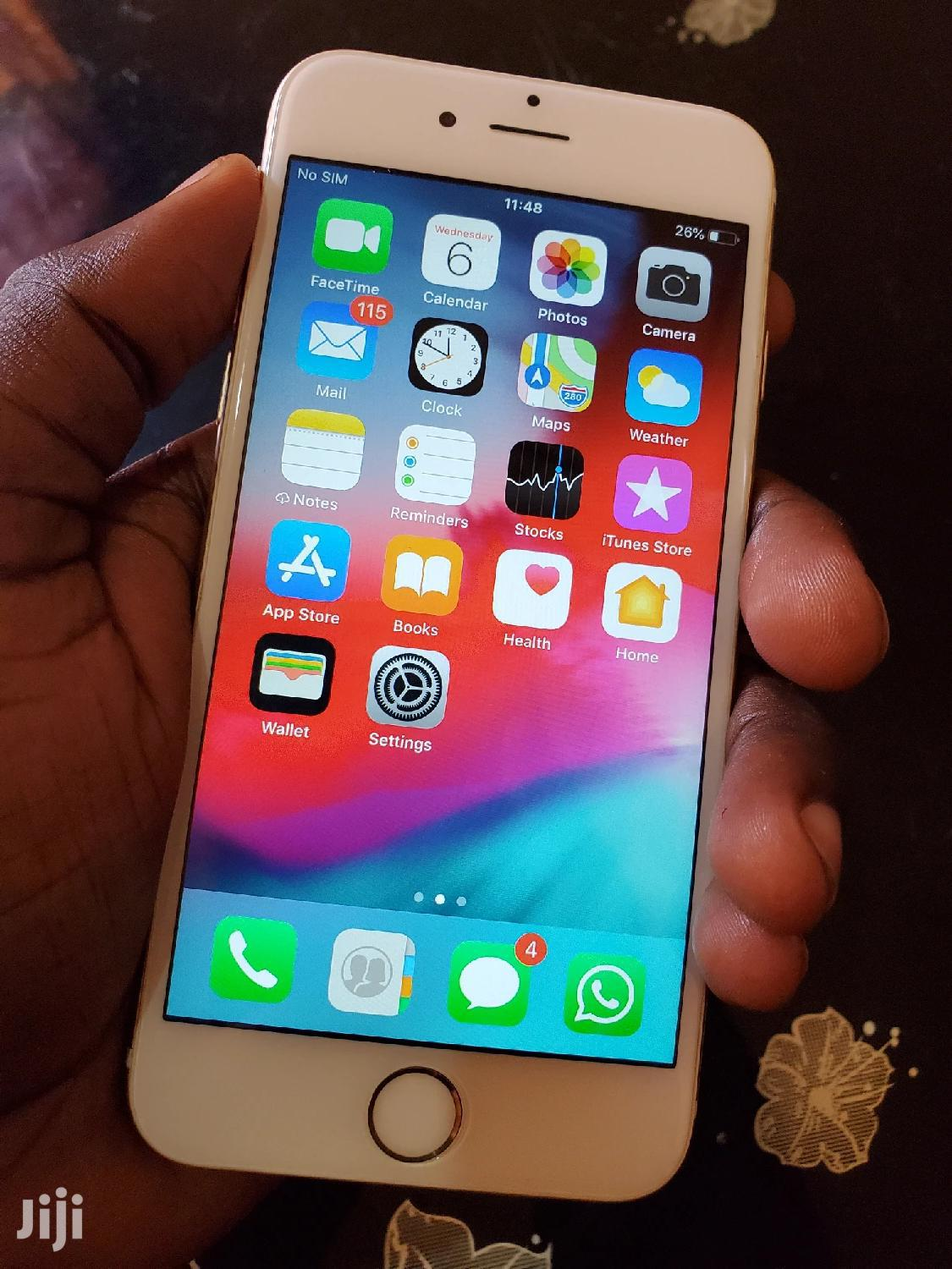 New Apple iPhone 6 64 GB Gold | Mobile Phones for sale in Kampala, Central Region, Uganda