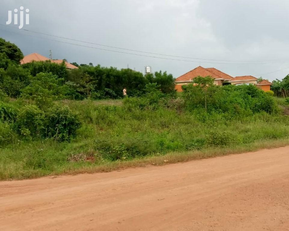 Land In Kitende Entebbe Road For Sale