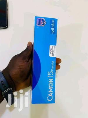 New Tecno Camon 15 Pro 128 GB Black   Mobile Phones for sale in Central Region, Kampala