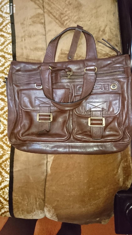 Archive: Luxury Pure Leather Unisex Handbag