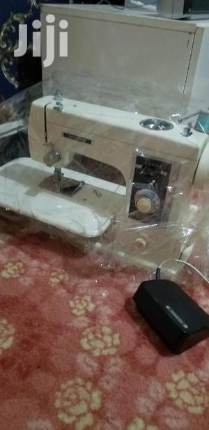 Zigzag And Straight Electric Sewing Machine