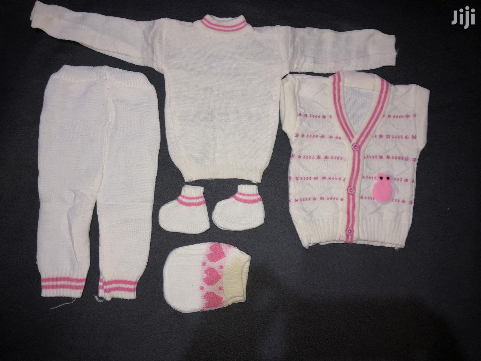 Archive: Baby Sweater Set
