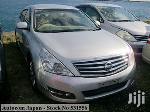 New Nissan Teana 2007 Silver