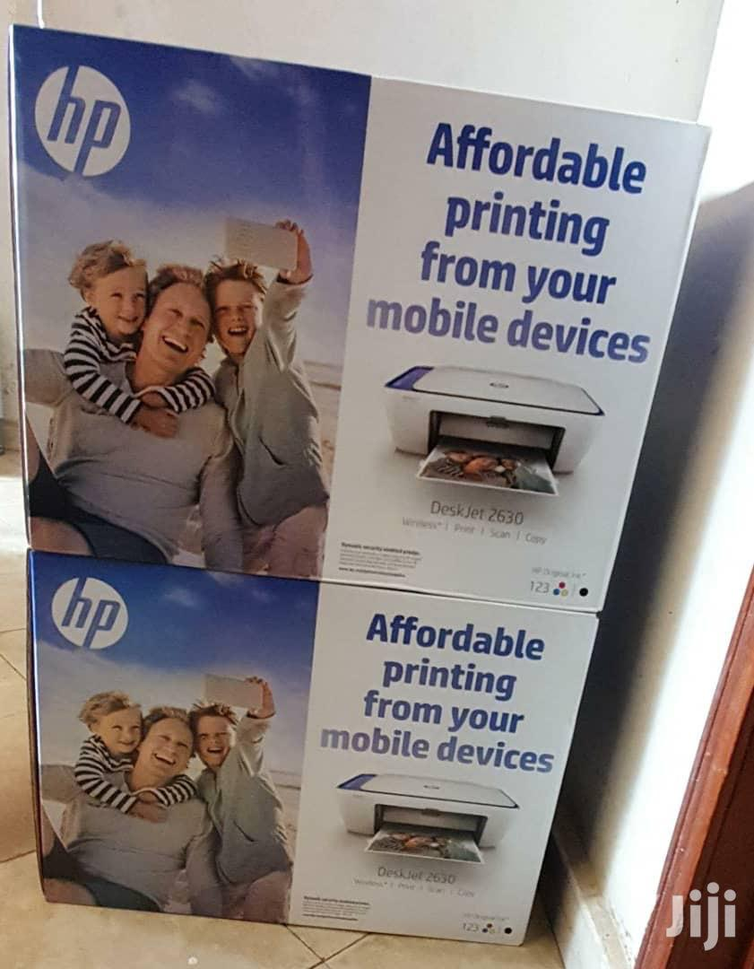 HP Deskjet 2630 All-in-one Wireless Printer