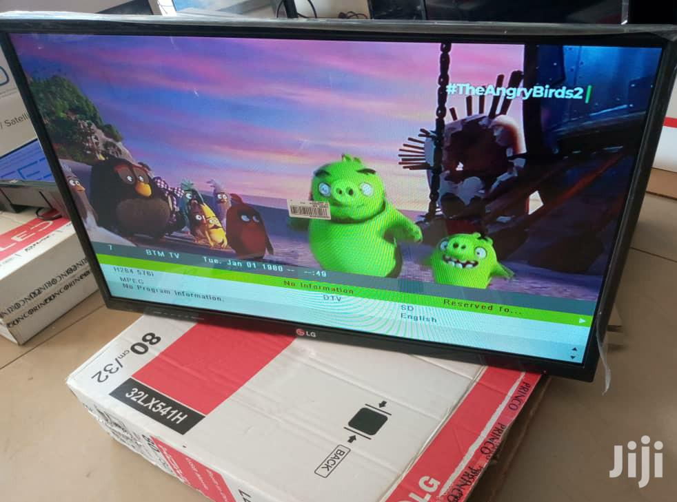 Archive: 32inches Lg Led Screen Tv With Inbuilt Free to Aor Decorder
