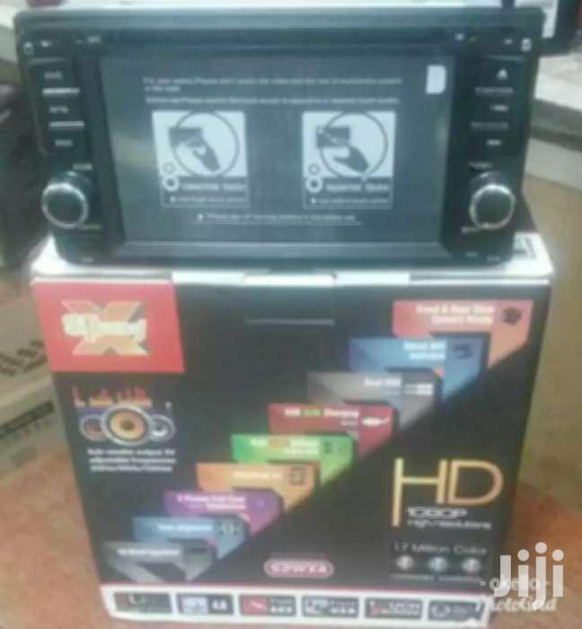 Our Brand New Multimedia Compnay Stereo Radio