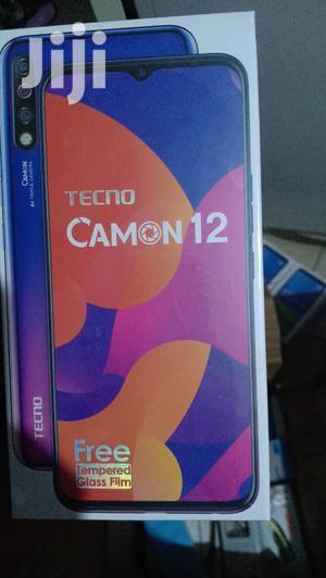 New Tecno Camon 12 64 GB Black