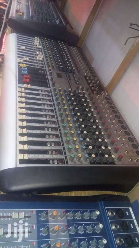 Mixer for Live Band