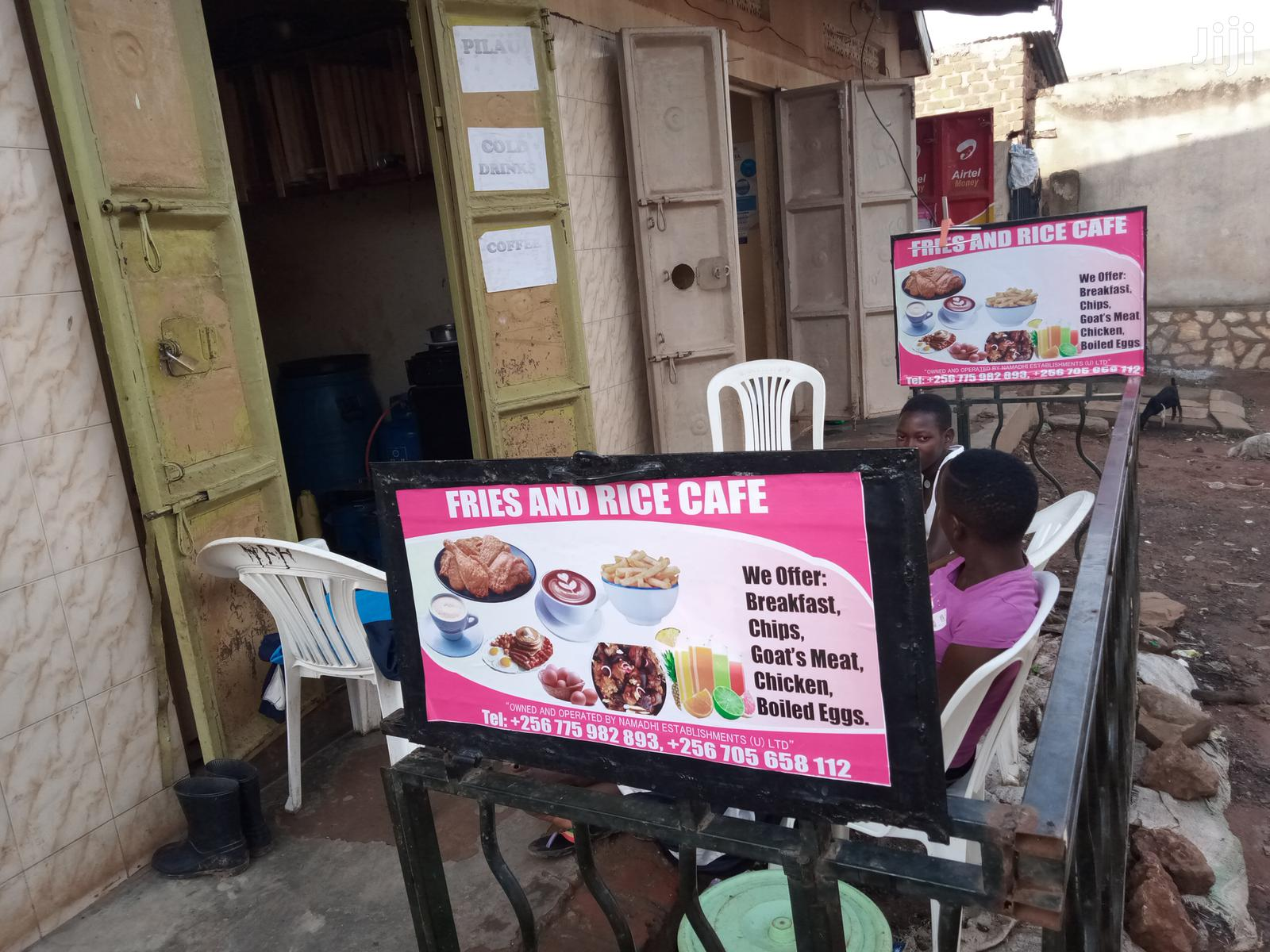 Archive: Restaurant For Sale