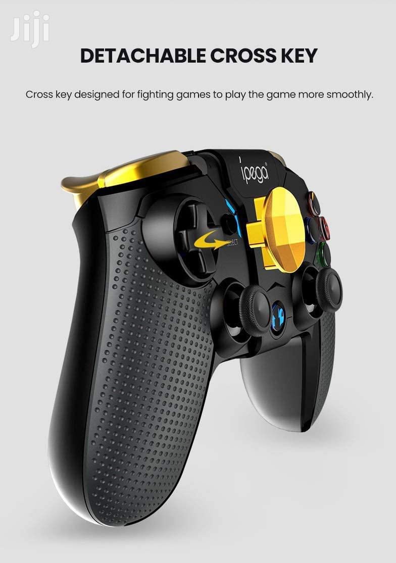Ipega Golden Warrior Wireless Bluetooth Gaming Controller | Accessories & Supplies for Electronics for sale in Kampala, Central Region, Uganda