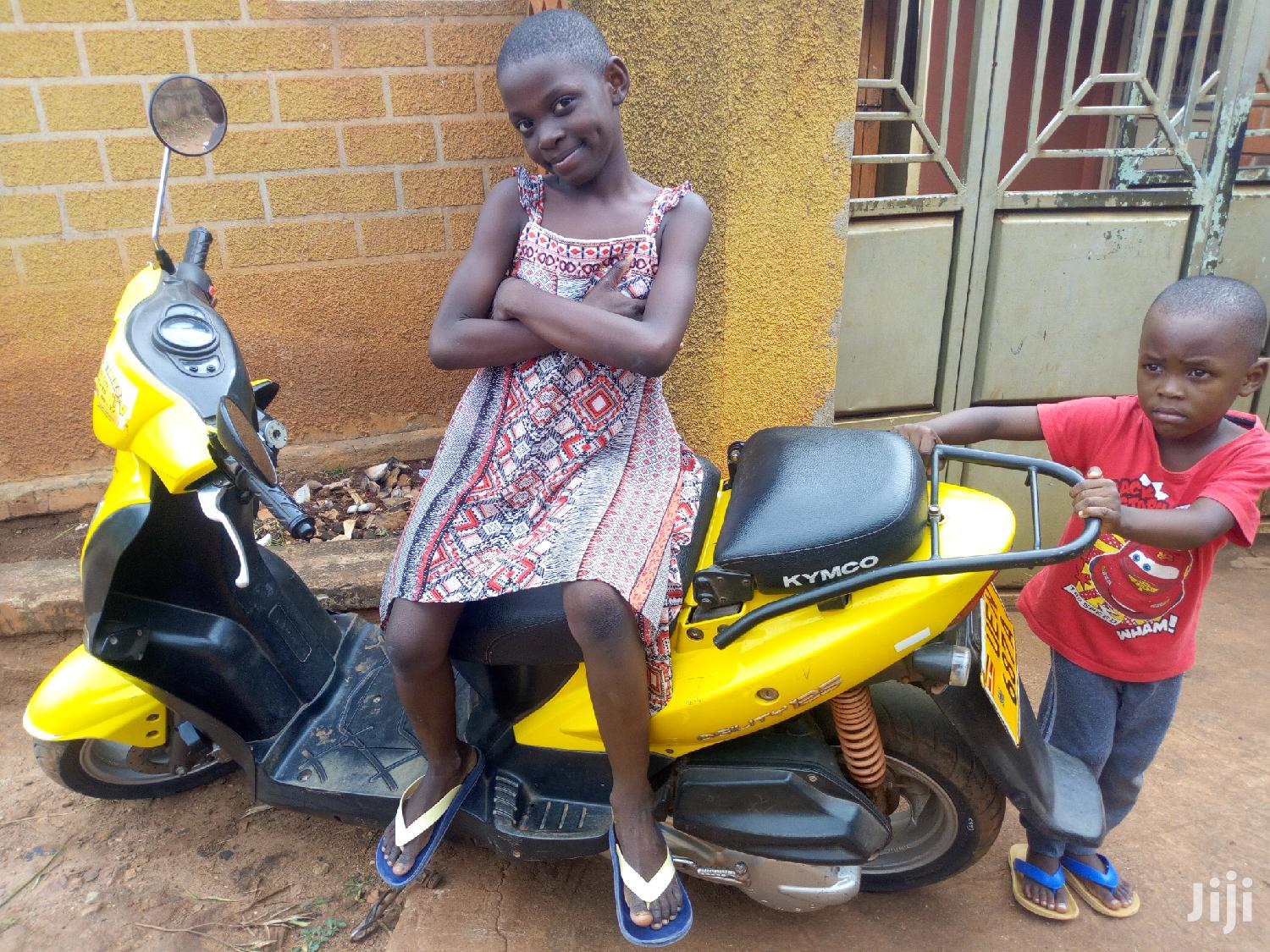 Kymco Agility 2014 Yellow | Motorcycles & Scooters for sale in Kampala, Central Region, Uganda