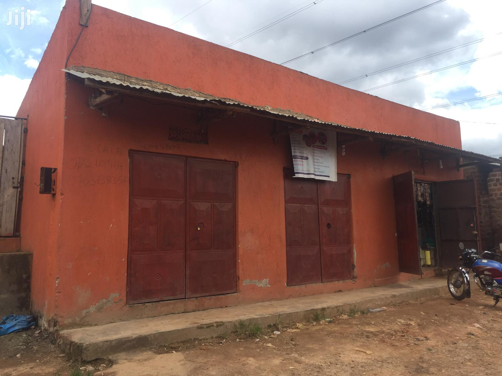 Shops In Kiteezi For Sale