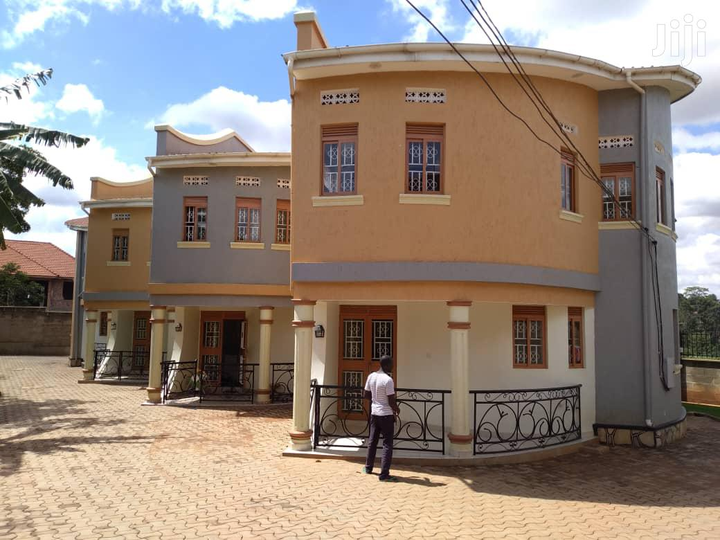 Archive: Three Bedroom Duplex House In Najjera For Rent