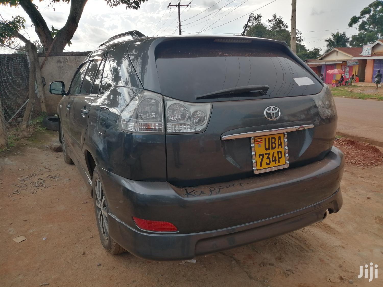 Toyota Harrier 2006 Black | Cars for sale in Kampala, Central Region, Uganda
