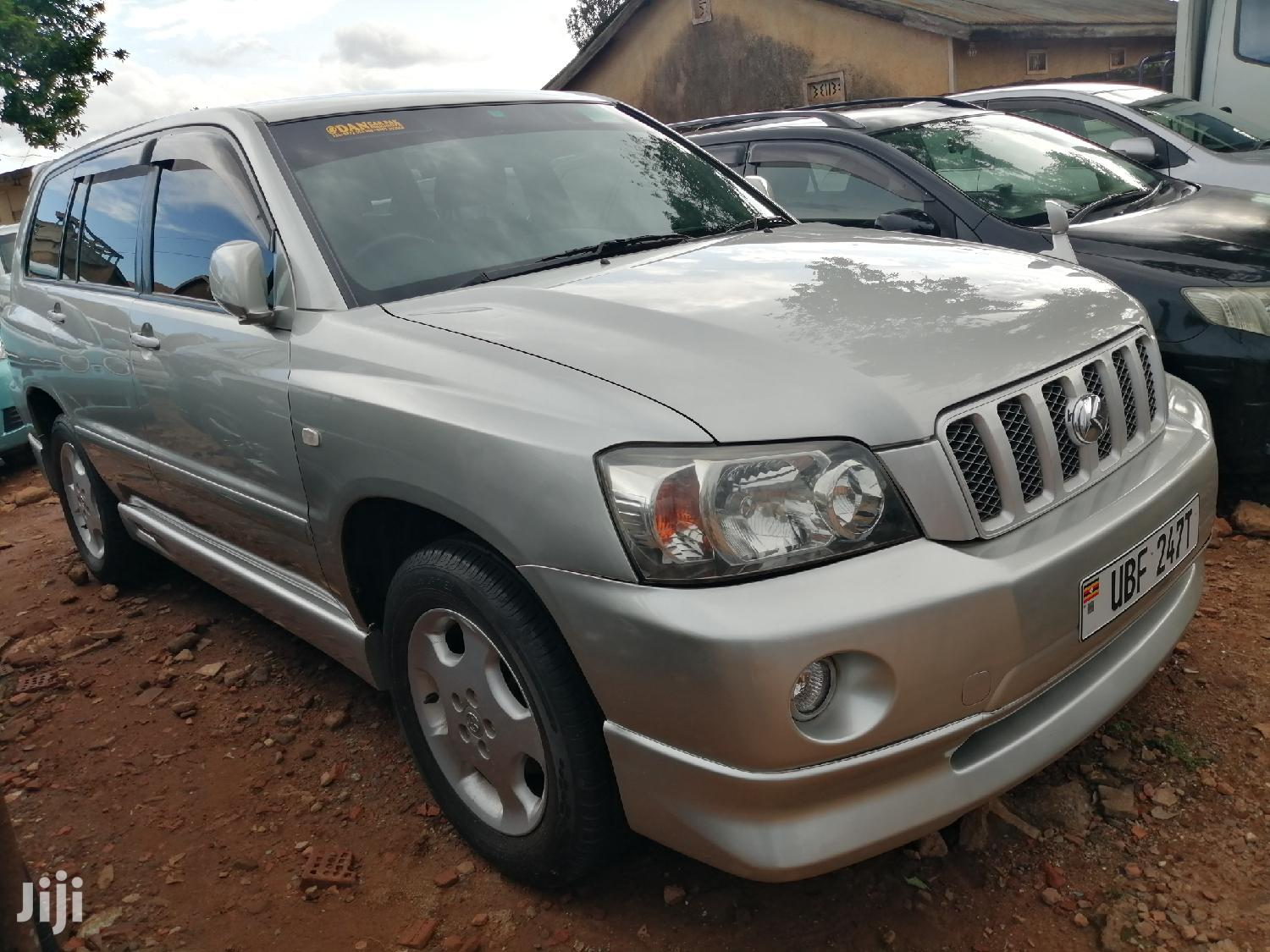 Toyota Kluger 2006 Silver | Cars for sale in Kampala, Central Region, Uganda