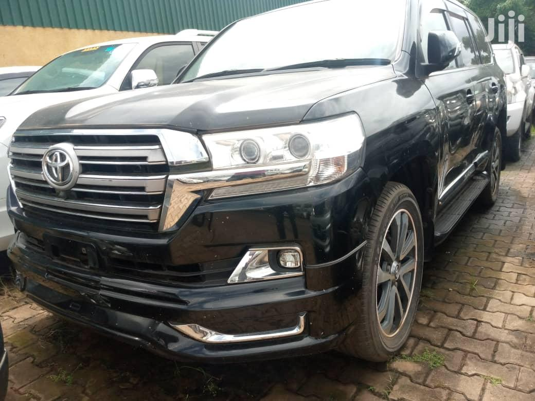 Toyota Land Cruiser 2007 Black | Cars for sale in Kampala, Central Region, Uganda