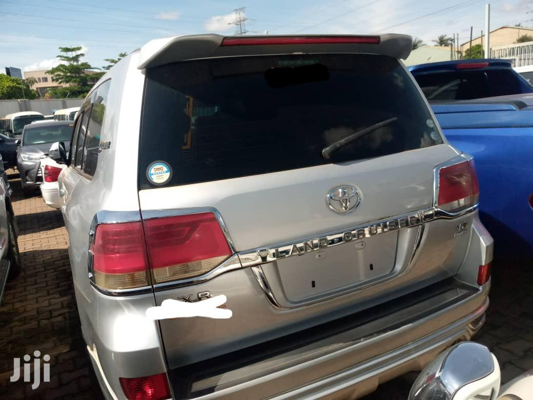 New Toyota Land Cruiser 4x4 2007 Silver | Cars for sale in Kampala, Central Region, Uganda