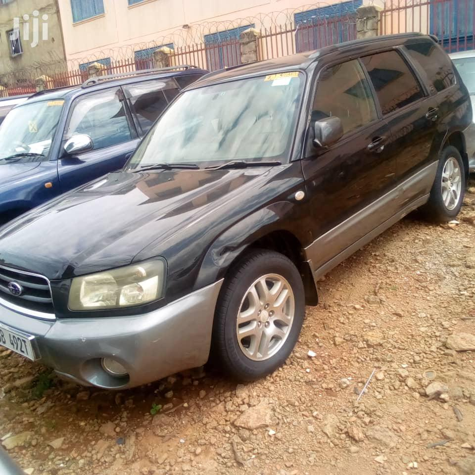 Subaru Forester 2003 Black | Cars for sale in Kampala, Central Region, Uganda